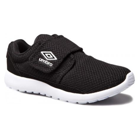 Umbro SHERRATT JNR čierna - Detská voľnočasová obuv