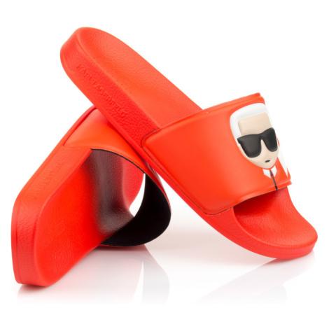 Šľapky Karl Lagerfeld Kondo Ii Ikonic Slide