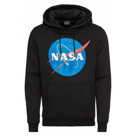 Mister Tee Mikina 'NASA'  modrá / červená / čierna / biela