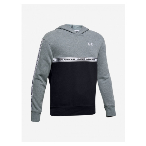Mikina Under Armour Sportstyle Fleece Hoodie-Gry Šedá