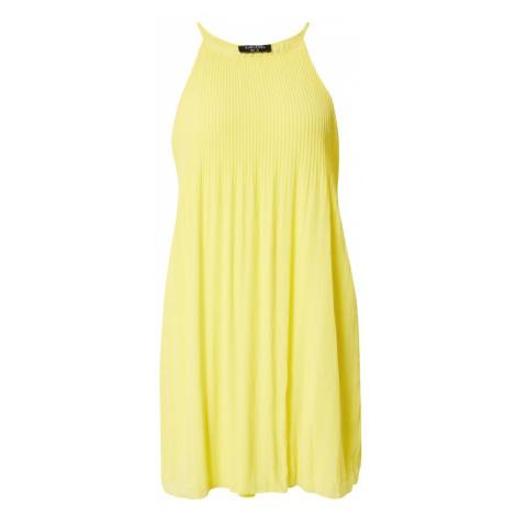 Sublevel Šaty  žltá