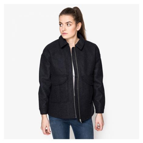 Šedý kabát – Jacket Heavy Grey SELFHOOD
