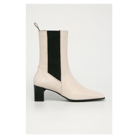 Vagabond - Kožené topánky Chelsea Gabi