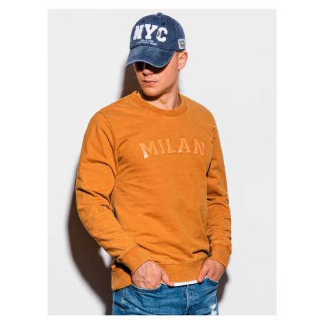 Ombre Clothing Men's printed sweatshirt B1026