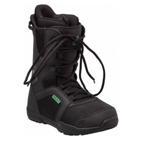 Reaper RAZOR čierna - Snowboardová obuv