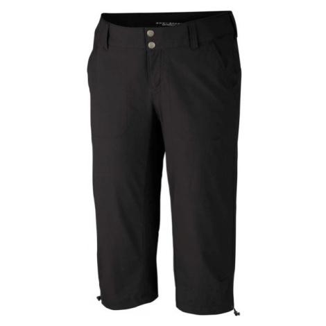 Columbia SAT TRAIL II KNEE PANT čierna - Dámske outdoorové 3/4 nohavice