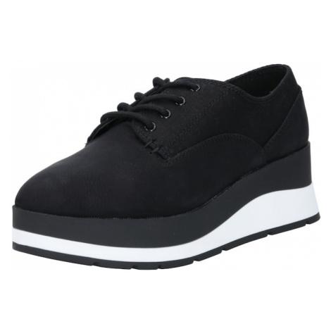 CALL IT SPRING Šnurovacie topánky 'CAITLYN'  čierna