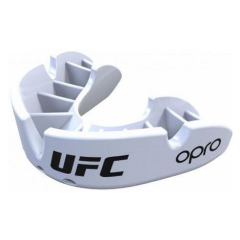 Opro UFC BRONZE biela - Chránič zubov