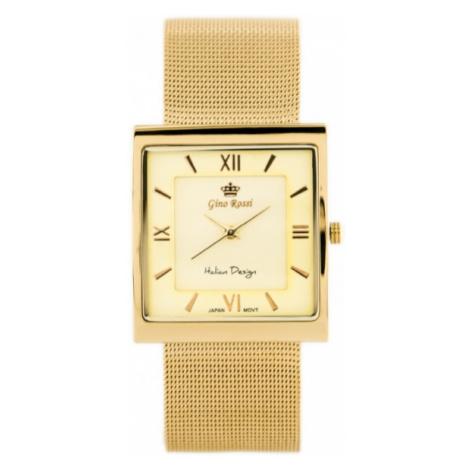 Elegantné hodinky pre dámy Gino Rossi 7100B-4D1