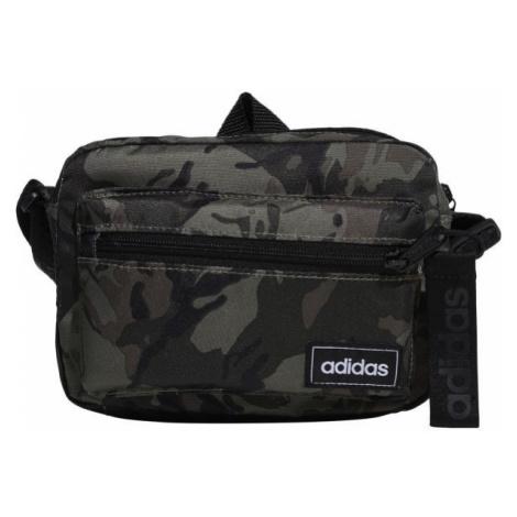 adidas CLSC CAM ORG tmavo zelená - Taška cez rameno