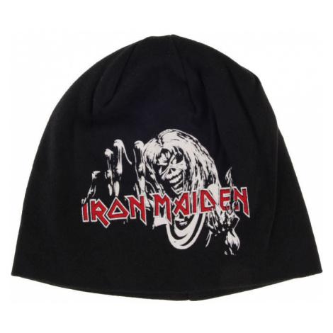 čiapka Iron Maiden - Number Of The Beast - RAZAMATAZ - JB062