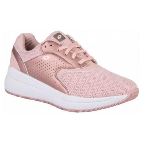 Lotto QUEEN AMF W ružová - Dámska voľnočasová obuv