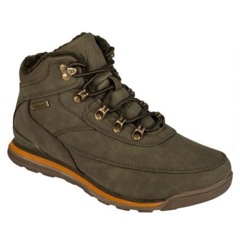 Willard CLAY tmavo zelená - Dámska zimná obuv