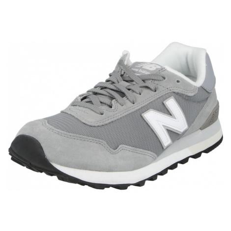 new balance Nízke tenisky  sivá / biela