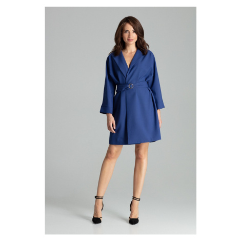 Lenitif Woman's Jacket L058 Sapphire