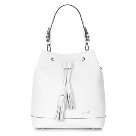 Pekná kožená kabelka 86-4E-438-0 Wittchen