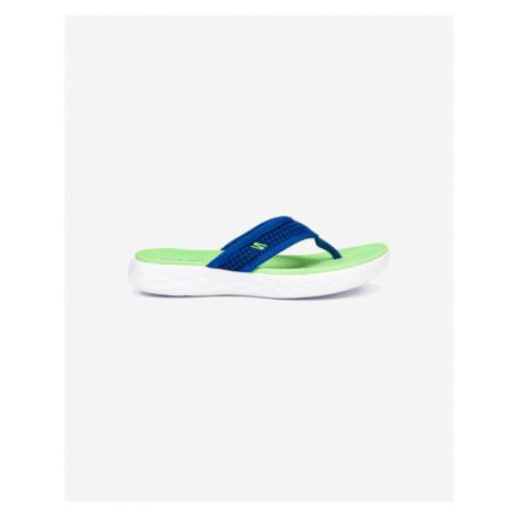 Skechers On The Go Žabky detské Zelená