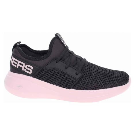 Skechers Go Run Fast - Quick Step black-pink 128010 BKPK