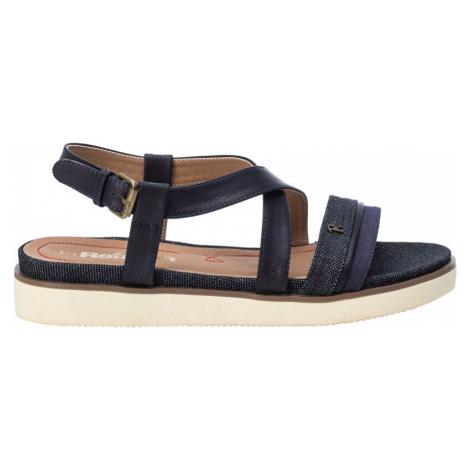 Refresh Dámske sandále Navy Pu Ladies Sandals Navy