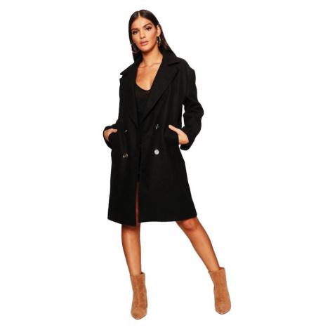 Oversized kabát vlneného vzhľadu Boohoo