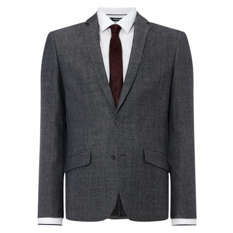 Kenneth Cole Vancouver Knitted Texture Suit Jacket