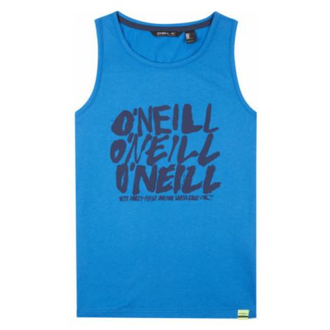 O'Neill LB 3PLE TANKTOP modrá - Chlapčenské tielko