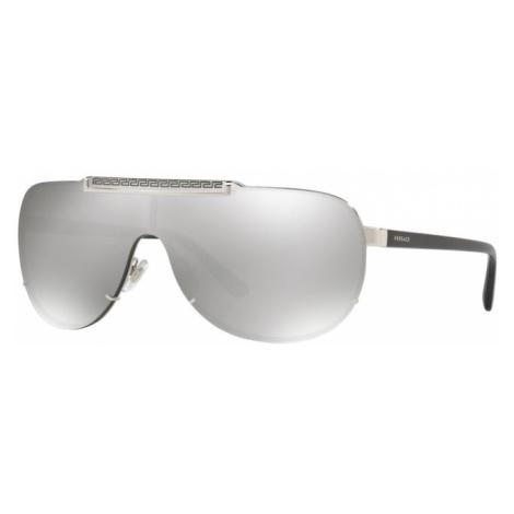 VERSACE Slnečné okuliare 'Shades'  strieborná