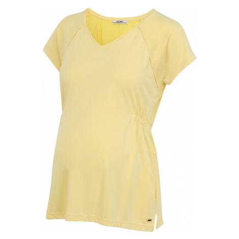 LOVE2WAIT Tričko  žltá