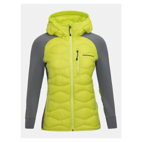 Bunda Peak Performance W Helium Hyb Hood Jacket