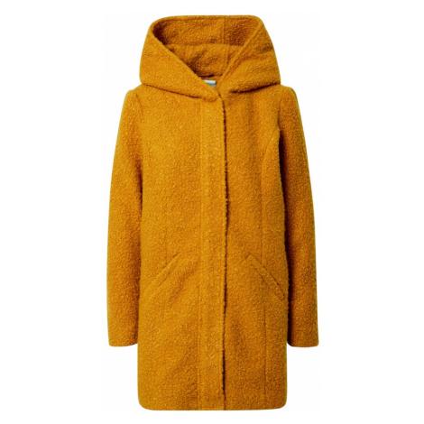 JACQUELINE de YONG Zimný kabát 'Sonya'  gaštanová