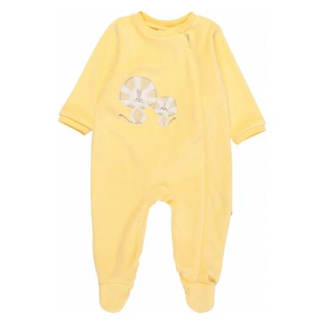 JACKY Pyžamo  žltá