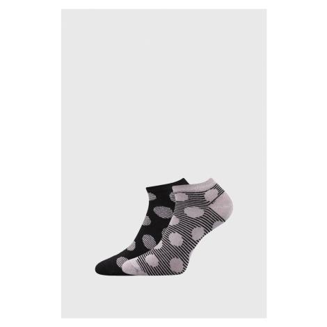 2 PACK dámskych ponožiek Duo Boma