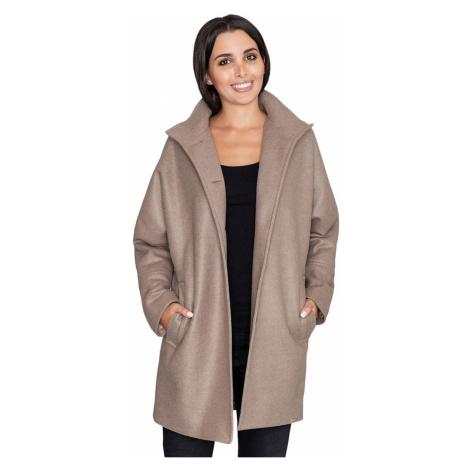 Figl Woman's Coat M589 Mocca