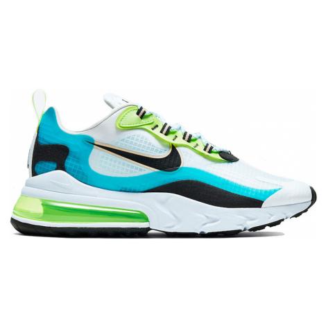 Nike Air Max 270 React Aqua Green-11 biele CT1265-300-11