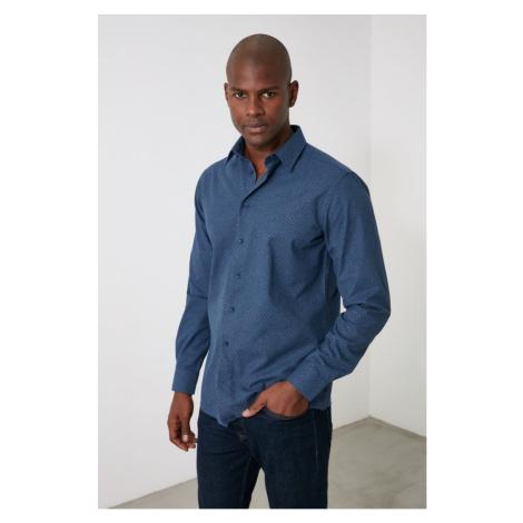 Trendyol Anthracite Male Lumberjack Regular Fit Shirt