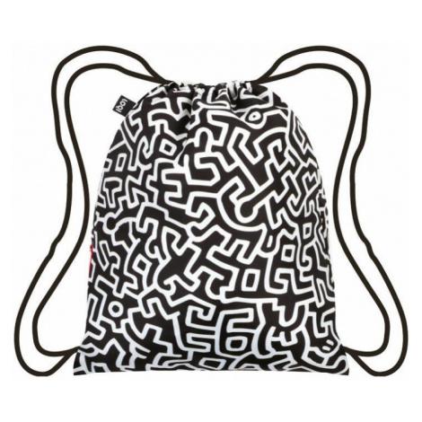 Ruksak LOQI Museum, Keith Haring - Untitled