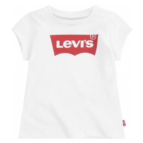 Biele topy a tričká pre dojčatá a batoľatá