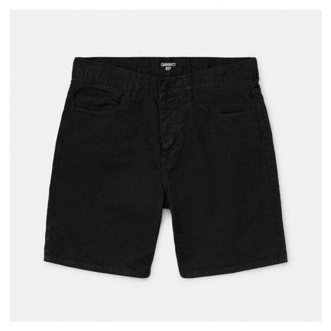 Carhartt Wip Newel Short Cotton I027952 BLACK