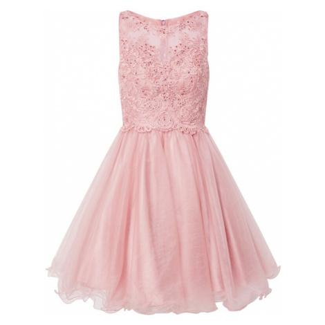 Laona Kokteilové šaty  rosé / svetlofialová
