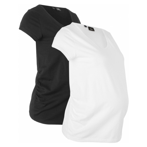 Basic materské tričko (2 ks) bonprix