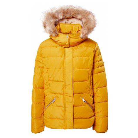 ESPRIT Zimná bunda  žltá