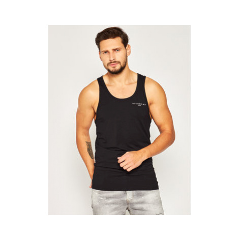 John Richmond Tank top Rochefort UMA19009CN Čierna Regular Fit
