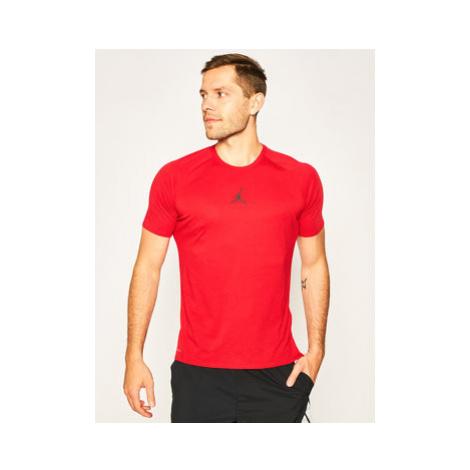 Nike Funkčné tričko Air Jordan Dry 23 Alpha 889713 Červená Standard Fit