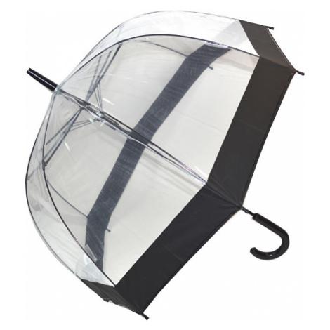 Blooming Brollies Dámsky priehľadný palicový dáždnik Clear Dome s EDBCBL