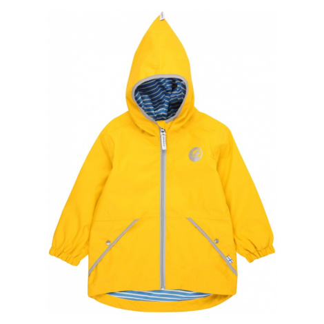 FINKID Prechodná bunda 'PUUSKIAINEN'  žltá