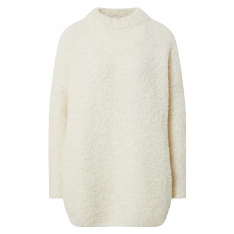 AMERICAN VINTAGE Oversize sveter 'ATABURY'  krémová