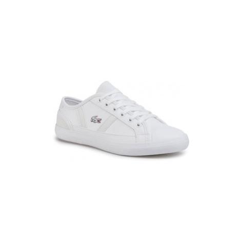 Lacoste Sneakersy Sideline 120 2 Cuj 7-39CUJ002065T Biela