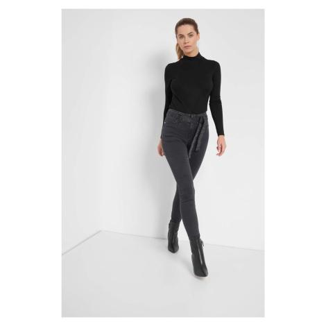 Skinny džínsy s vysokým pásom Orsay