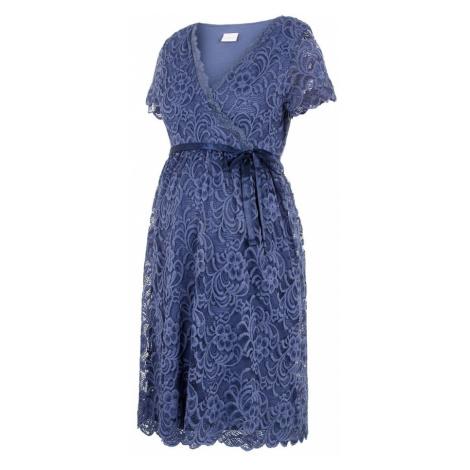 MAMALICIOUS Šaty  modrá Mama Licious