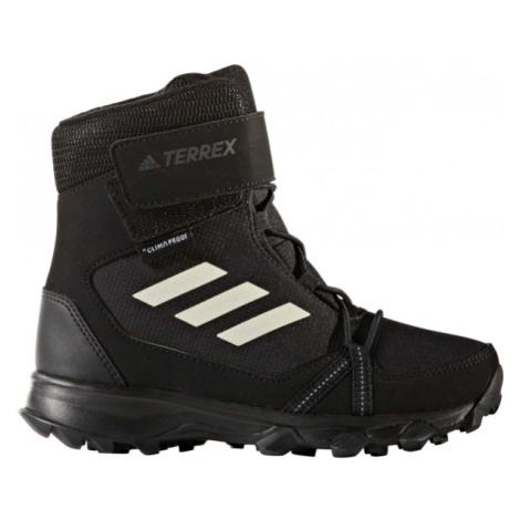 adidas TERREX SNOW CF CP CW K čierna - Detská outdoorová obuv